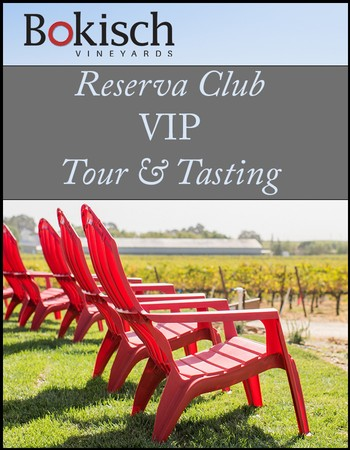 Reserva VIP Tour April