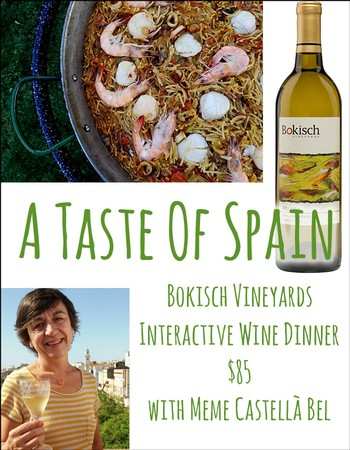 Taste of Spain Sept 15 Image